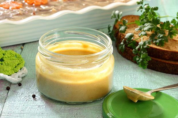 домашняя горчица из порошка рецепт