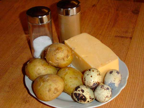 Продукты для запекания картофеля в духовке