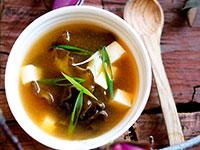 Японский суп «Мисо»