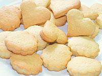 Песочное печенье быстро и вкусно