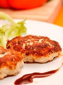 Рецепт котлет из курицы фото