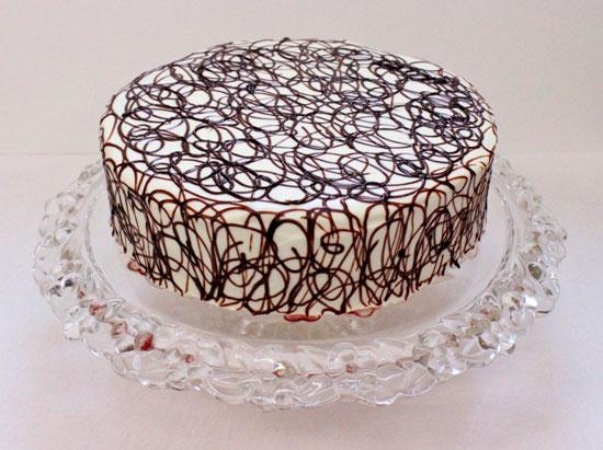 Торт Дамские пальчики готов