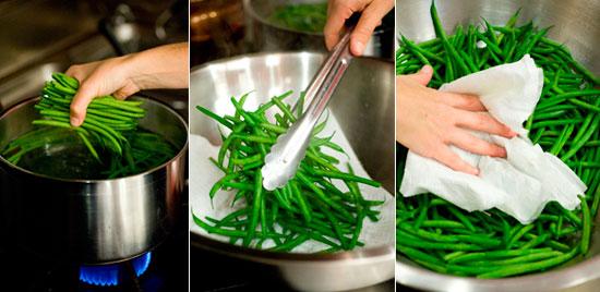 Как приготовить стручковую фасоль для гарнира и салатов