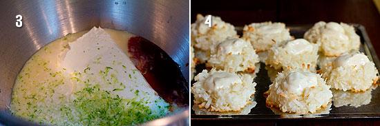 Лаймавая начинка для печений