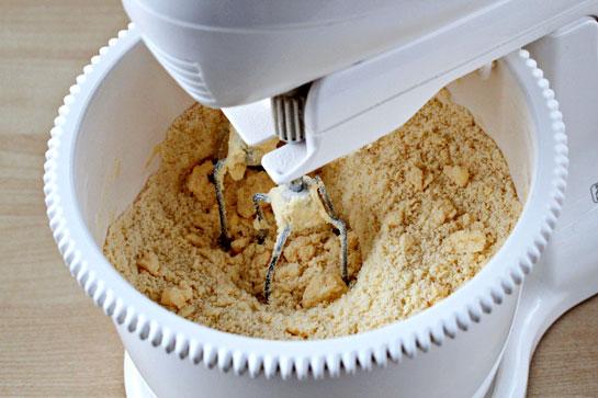 Приготовления песочного теста