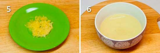 Продукты для маринованной капусты