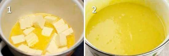 Тесто для домашних вафель