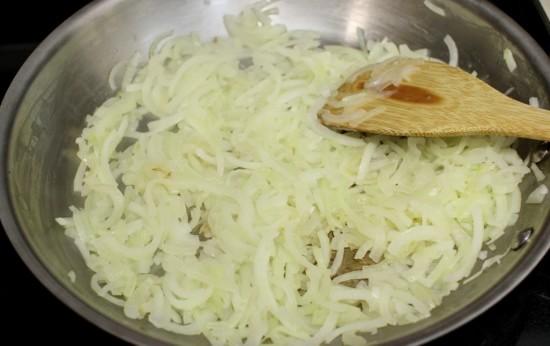Сливочно-томатный соус для фрикаделек