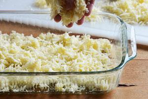 Сырная запеканка рецепт