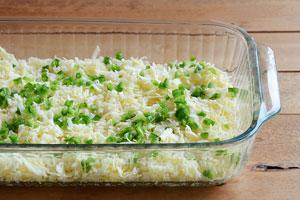 Как приготовить сырную запеканку