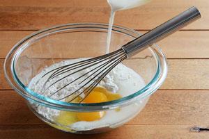 Сырная запеканка приготовление
