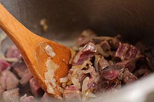 запеченные баклажаны с мясом