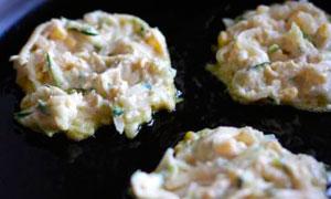 рецепт оладий из овощей