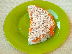 Как приготовить салат апельсиновая долька