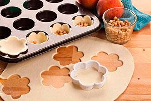 Как приготовить печенье с начинкой