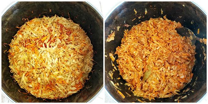 Как сделать капусту в духовке