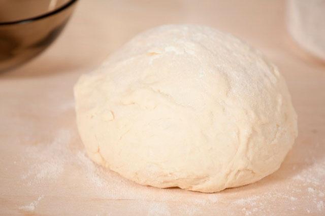 Тесто для манты