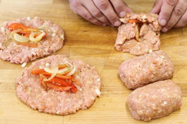 Как приготовить мясные зразы