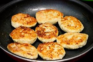 Куриные зразы с грибами рецепт