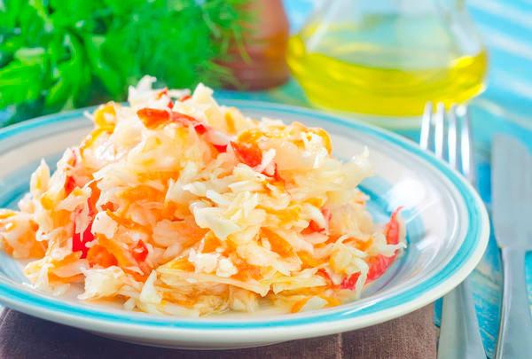 Полезные свойства квашенной капусты