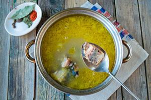 Суп с рыбными консервами пошаговый рецепт 72