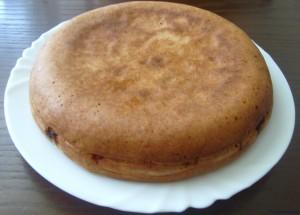 Заливной пирог в мультиварке рецепт