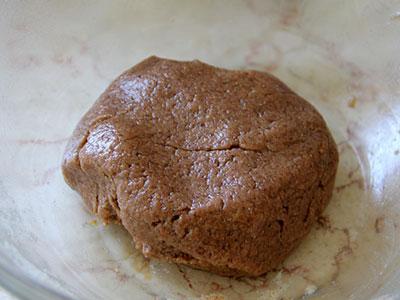 Имбирное печенье с корицей