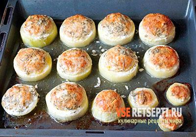 Как приготовить кабачки в духовке