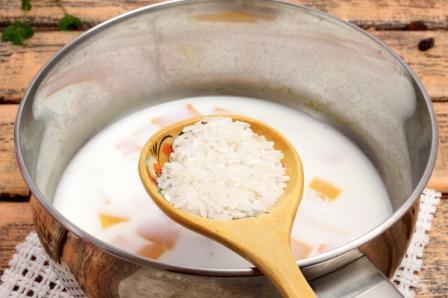Как приготовить тыквенную кашу на молоке