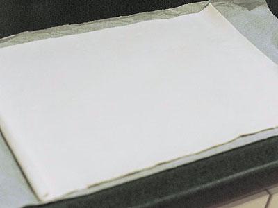 Пласт слоеного теста
